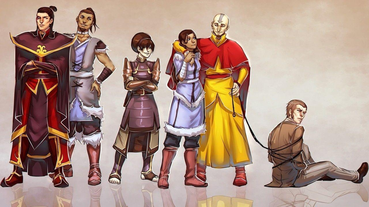 The Last Airbender Wallpapers Wide 11068 Full HD Wallpapers Desktop