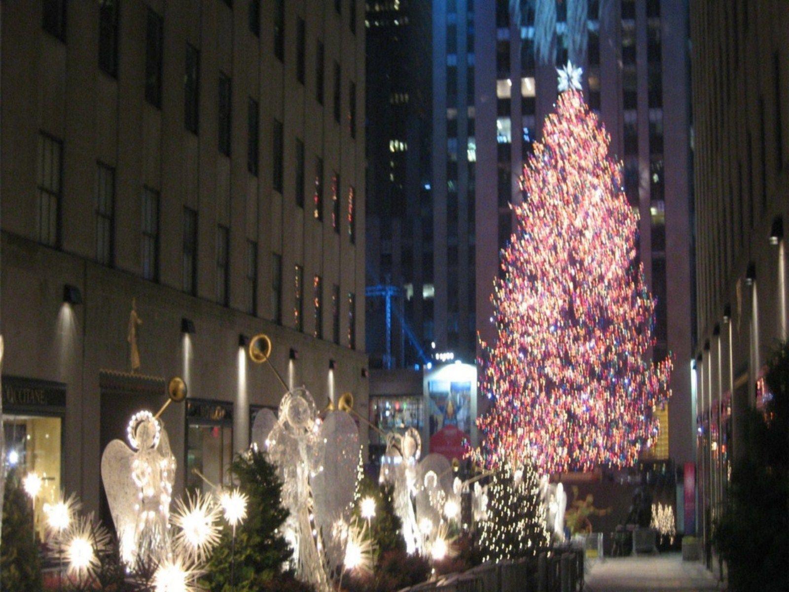New York Christmas Wallpapers - Wallpaper Cave