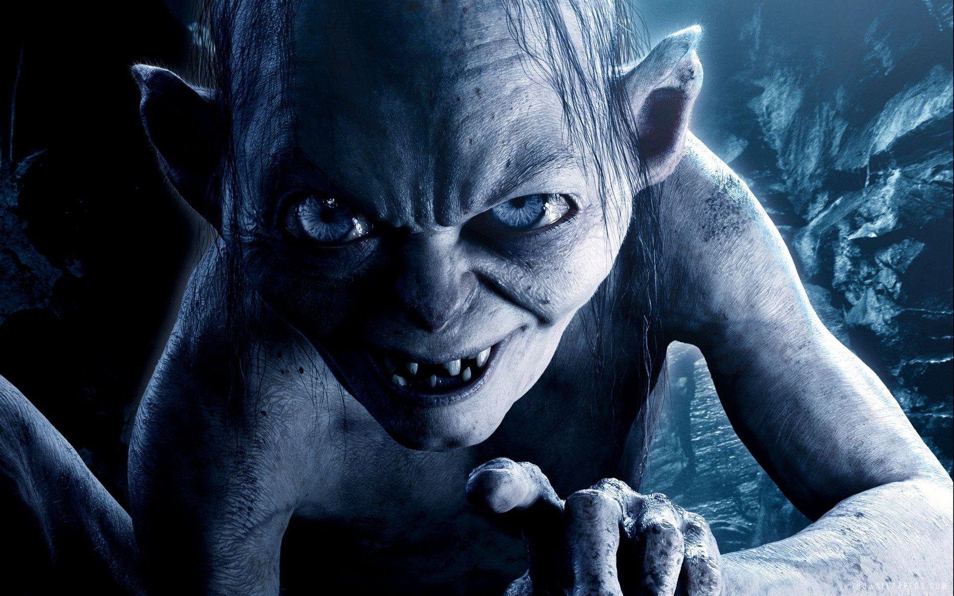 Gollum The Hobbit Wallpaper