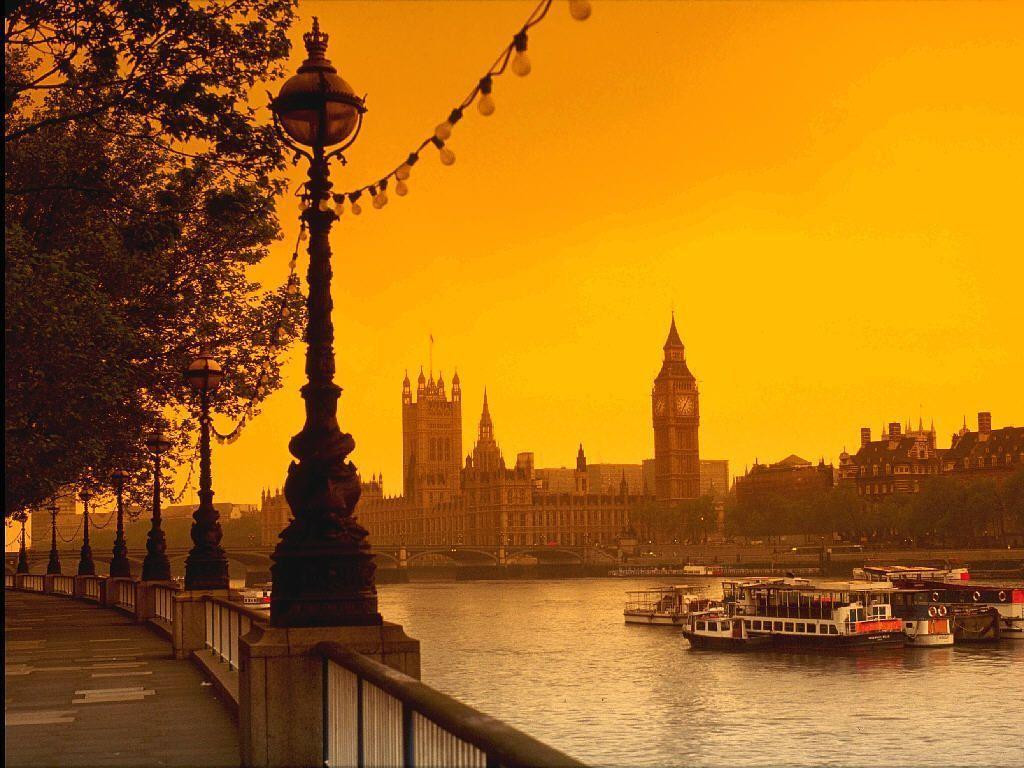 Desktop Wallpaper · Gallery · Travels · River Thames - London ...