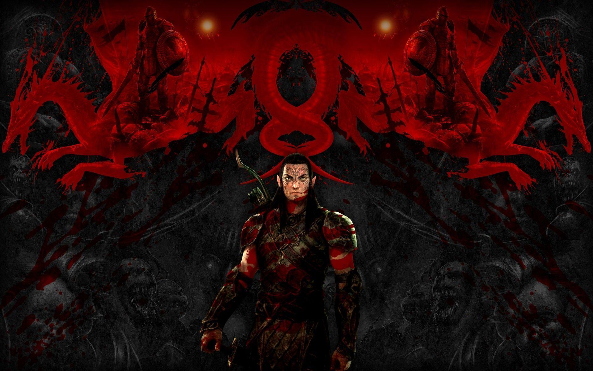 Dragon Age Origins Wallpapers Wallpaper Cave
