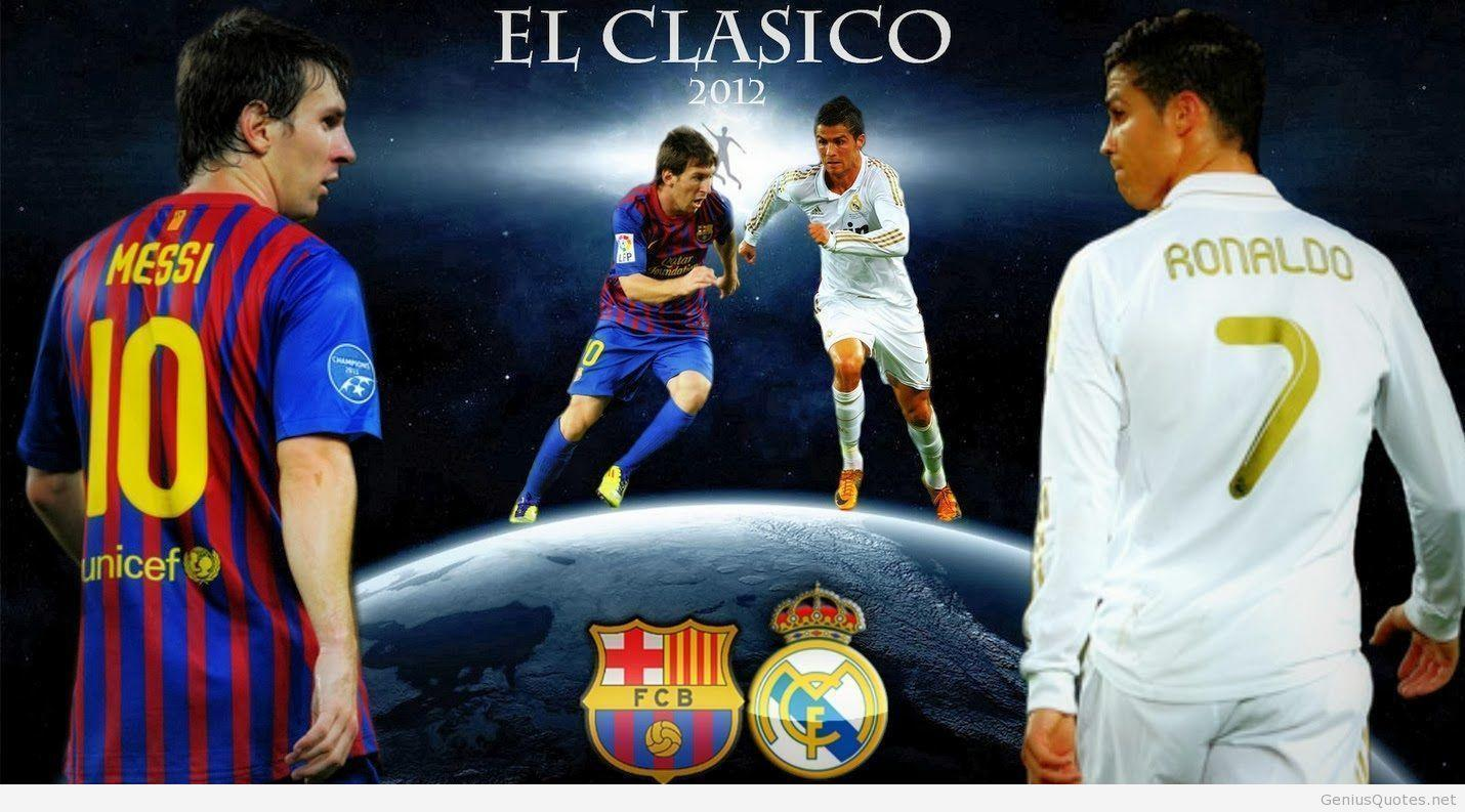 Ronaldo And Messi Wallpapers - Wallpaper Cave