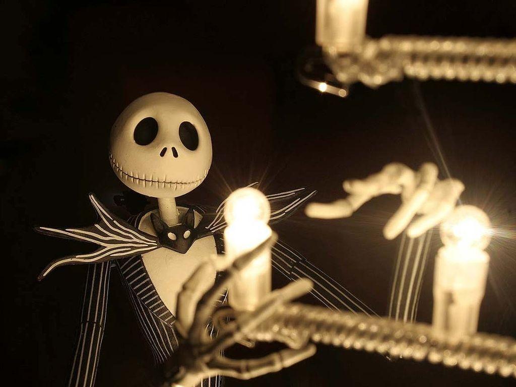 jack skellington halloween wallpaper - photo #24