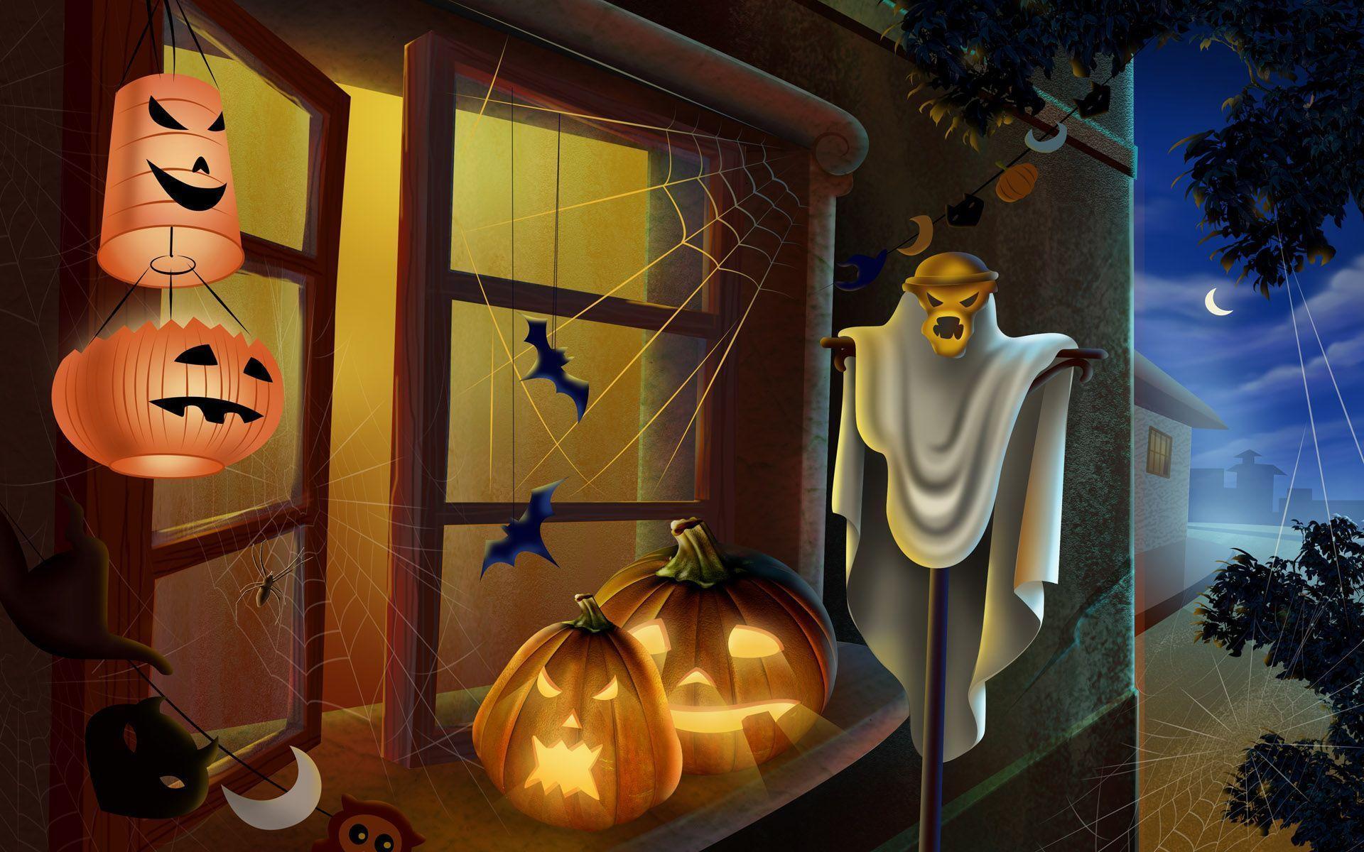 Halloween HD Wallpapers 1080p - HD Wallpapers Inn