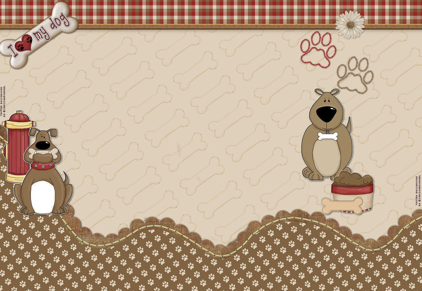 Brown Cute Dog Backgrounds Dog Wallpapers