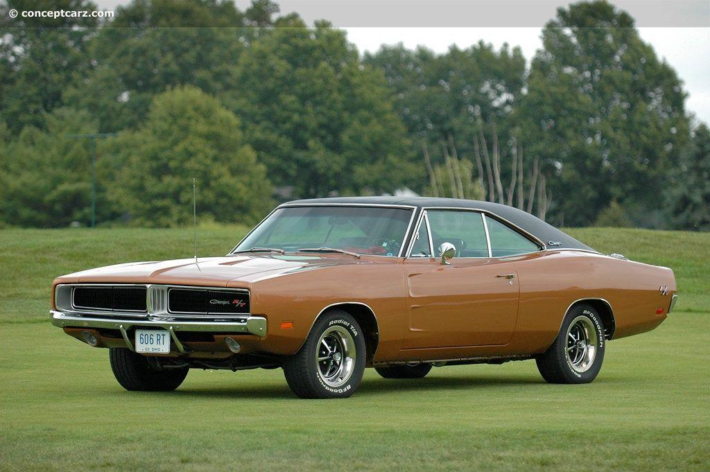 1969 Dodge Charger (R/T, Road & Track, Charger 500) | Conceptcarz.