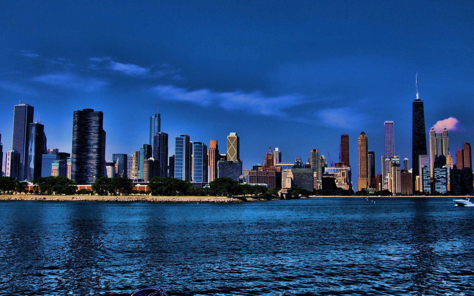 Chicago Computer Wallpapers, Desktop Backgrounds 1920x1200 Id: 429276