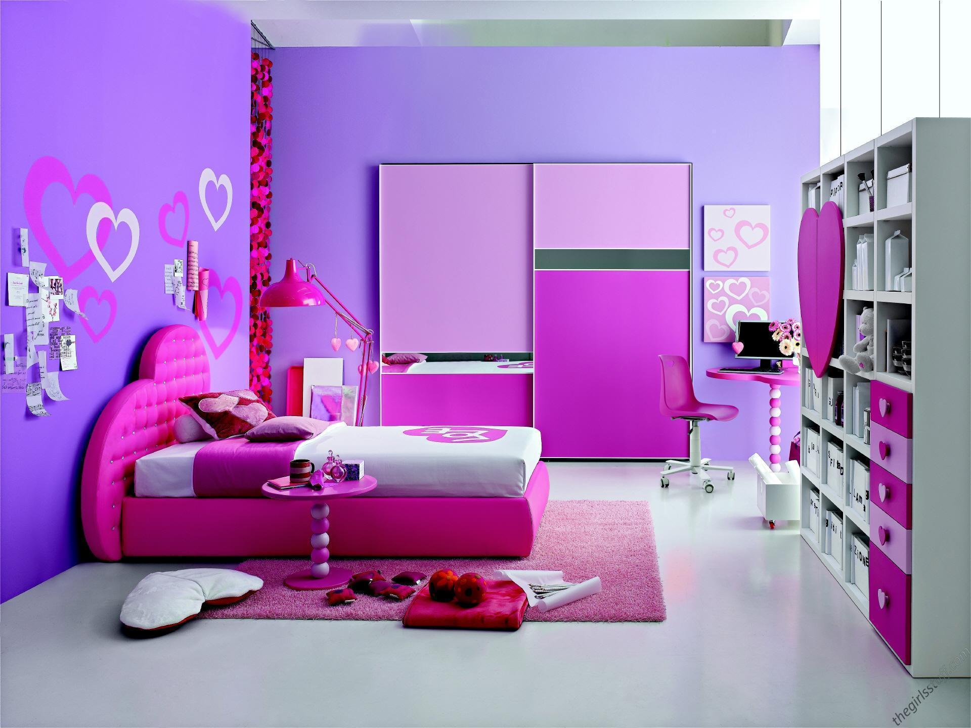 Pink And Purple Wallpaper For A Bedroom Purple Fur Wallpapers Wallpaper Cave
