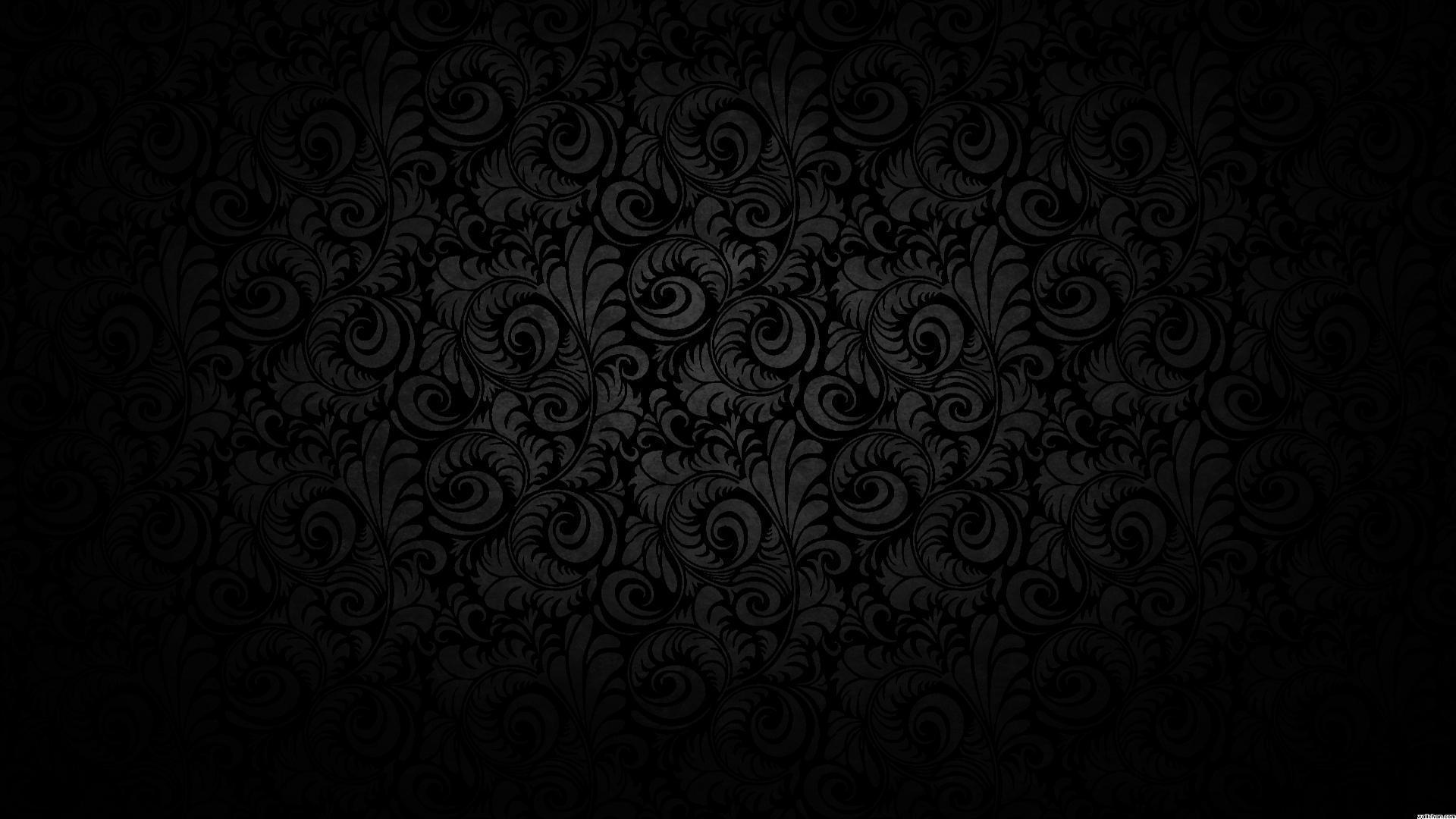 fancy black and white wallpaper - photo #13