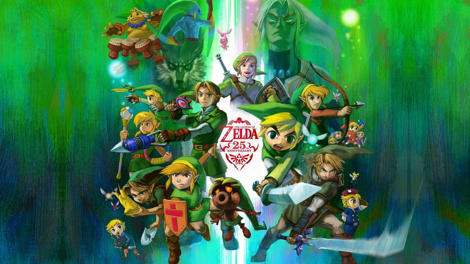 Legend Of Zelda HD Wallpapers 1920x1080