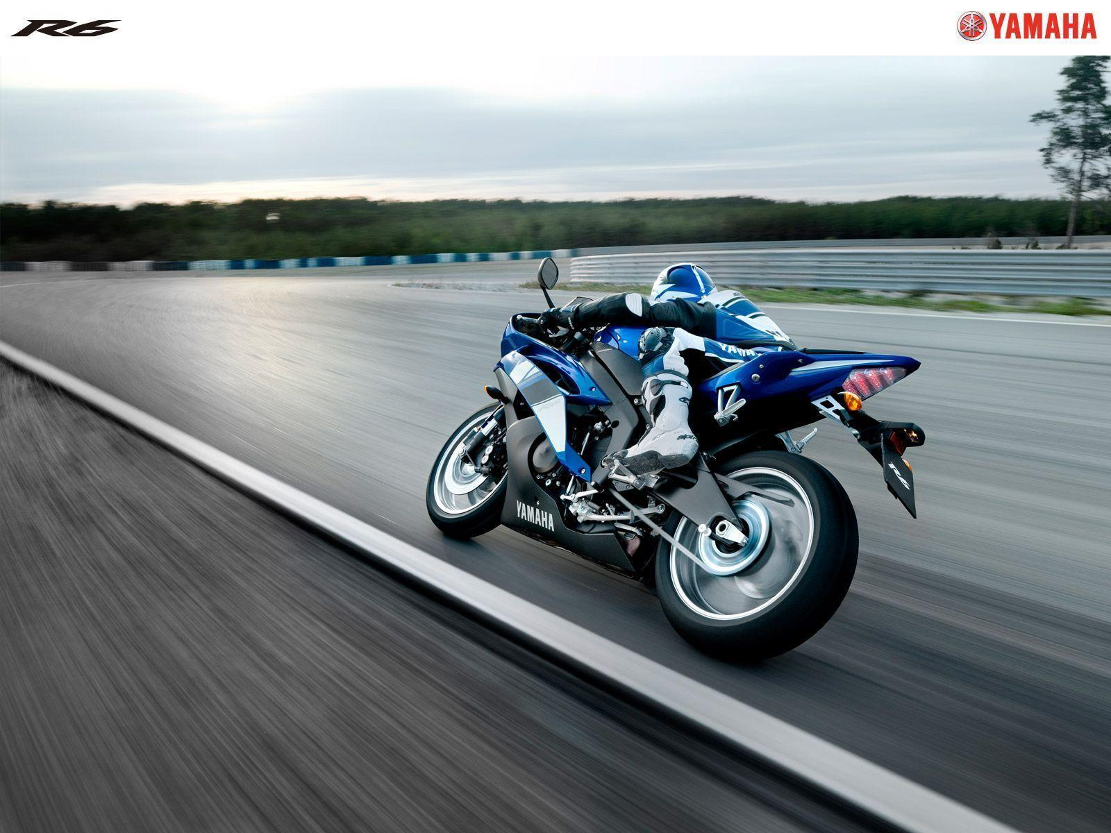 Yamaha R6 Wallpapers Blue 22101 Hd Wallpapers in Bikes