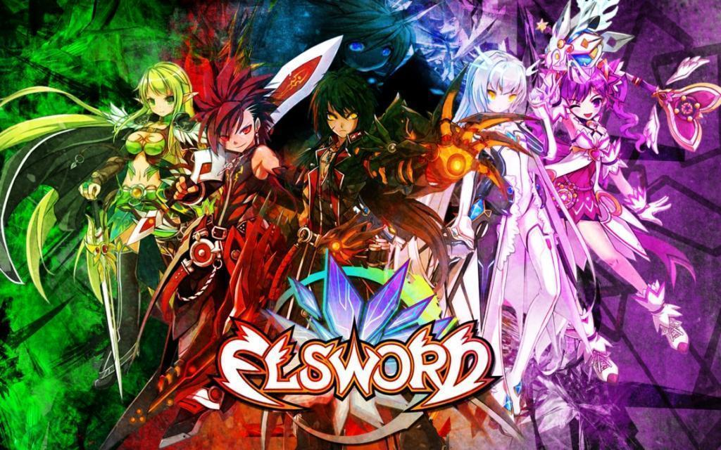 Elsword wallpapers wallpaper cave elsword wallpaper hd voltagebd