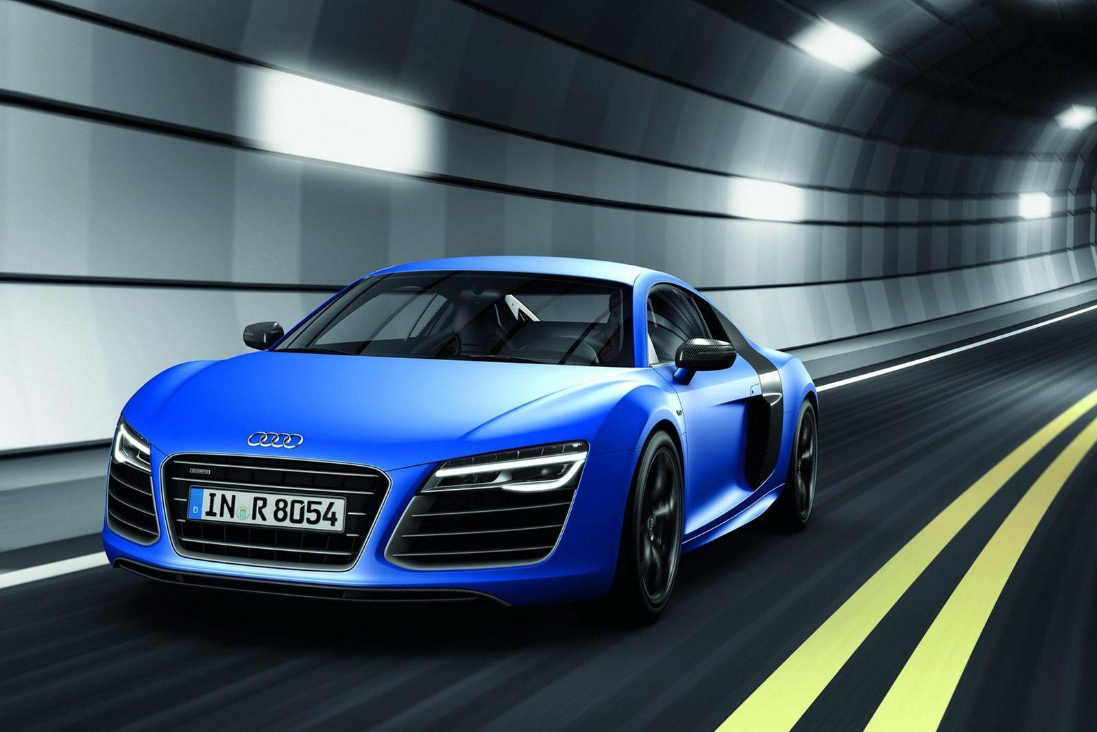 Blue Cars Wallpapers 2