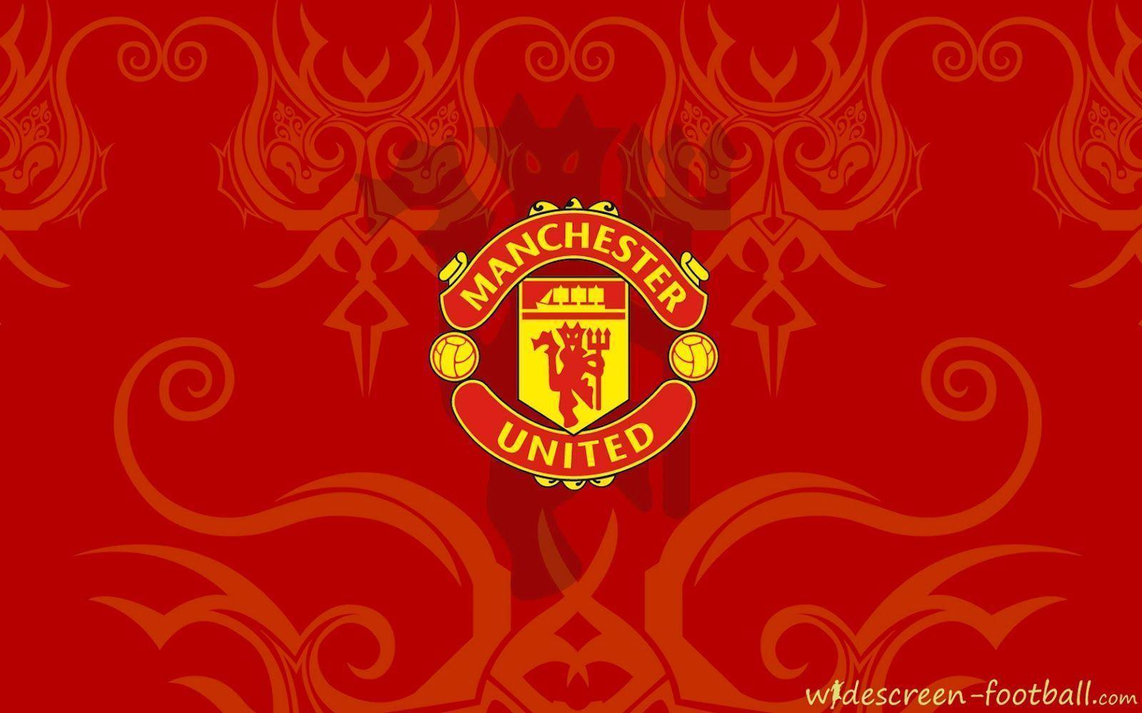 manchester united logo wallpapers wallpaper cave manchester united logo wallpapers