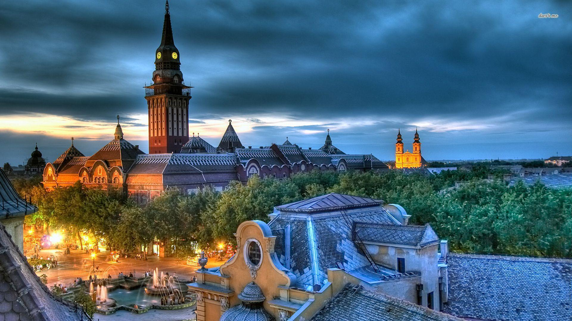 Subotica, Serbia wallpapers