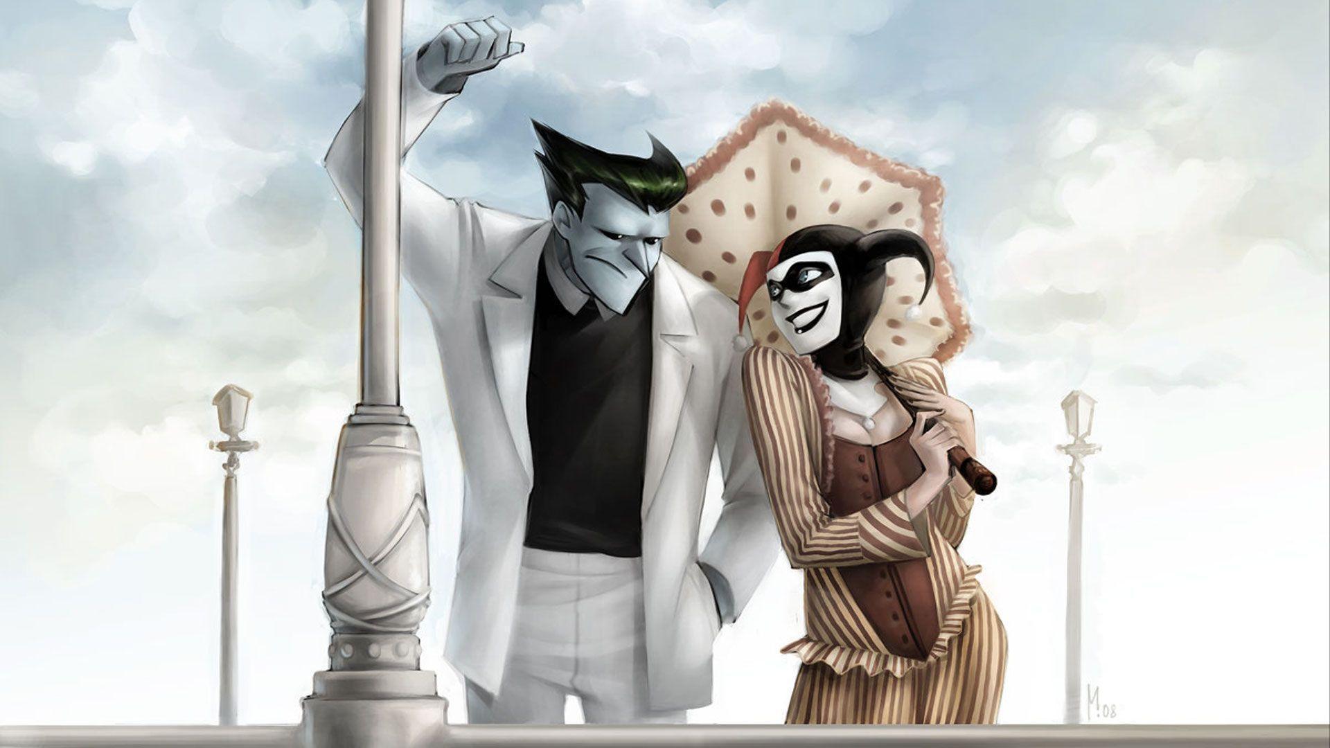 Google themes joker - Harley Quinn And Joker Google Themes Harley Quinn And Joker