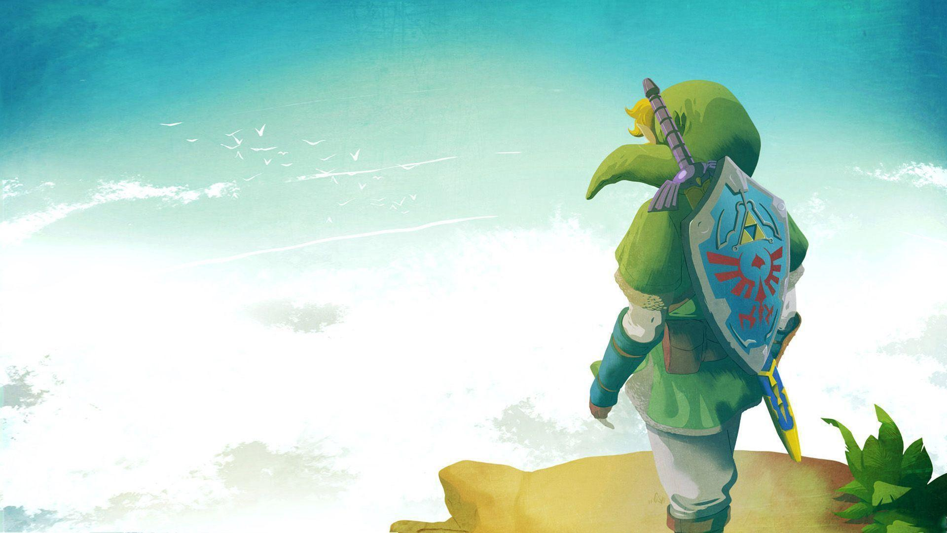 hd zelda wallpapers - photo #34