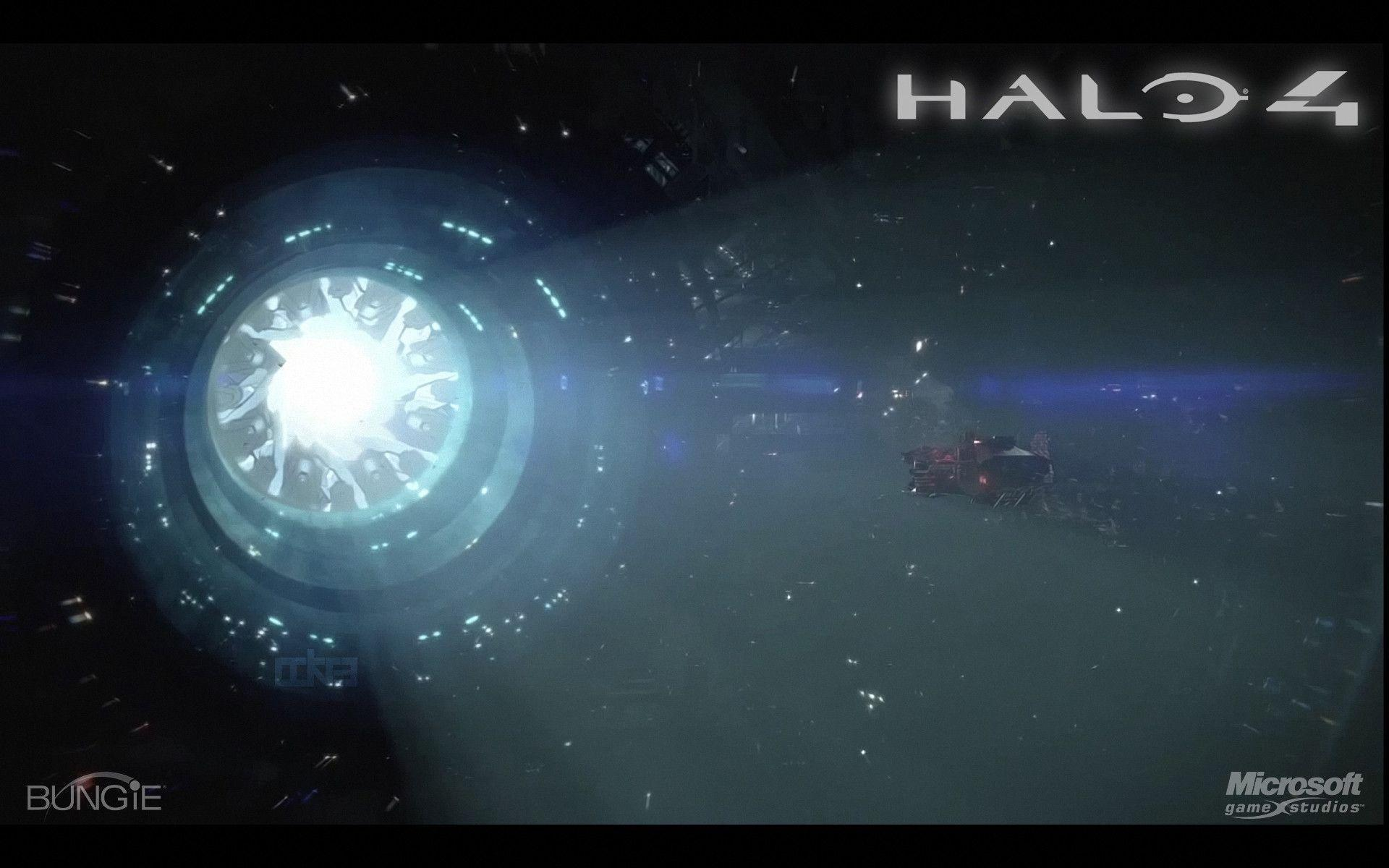 Halo 4: Wake Up John Wallpapers by DaveJay7