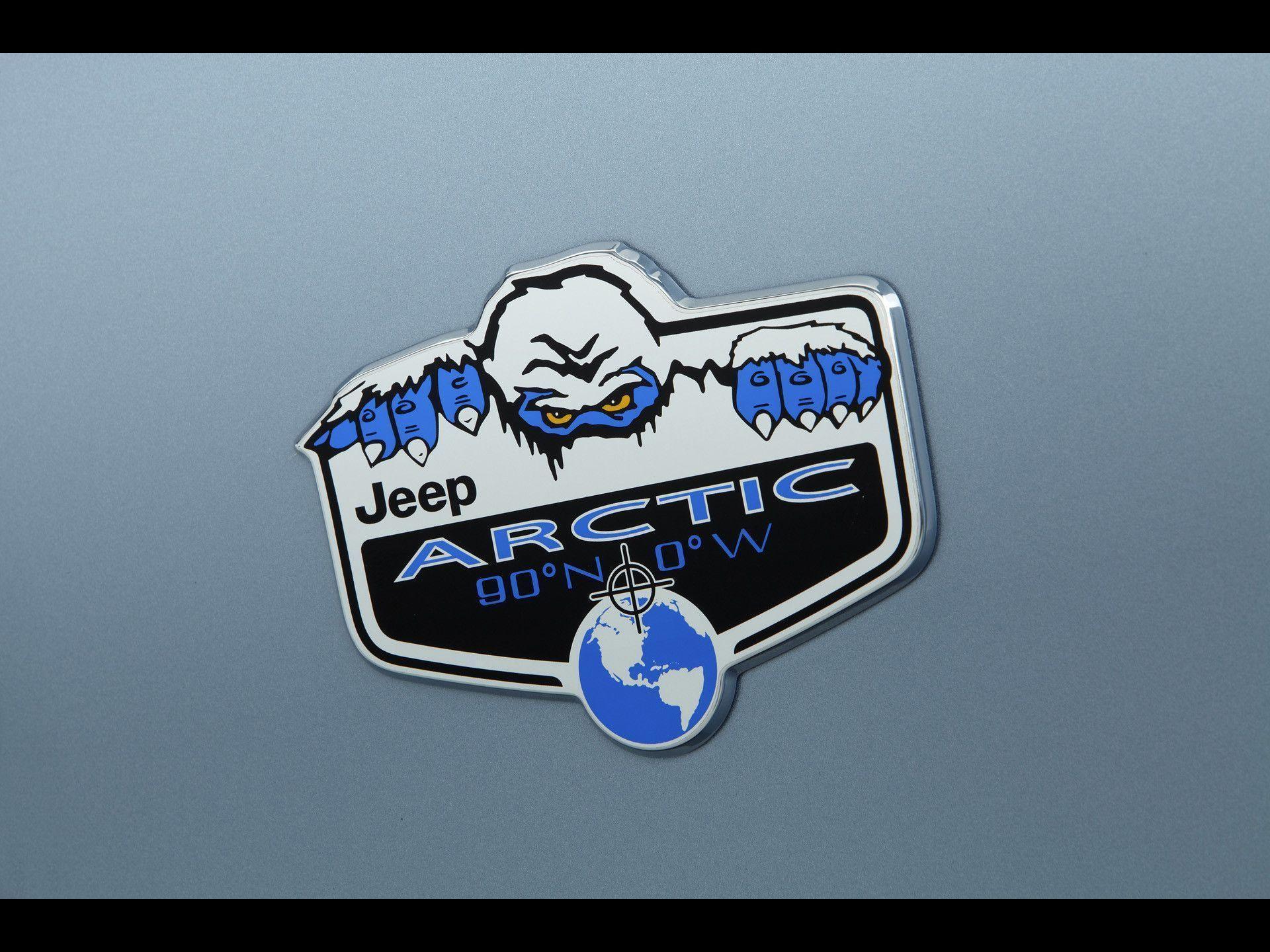 2012 Jeep Wrangler Arctic - Logo - 1920x1440 - Wallpaper