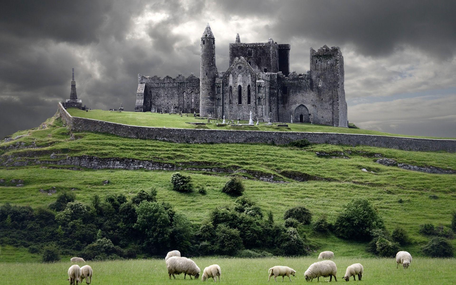 Ireland Scenery Wallpapers Wallpaper