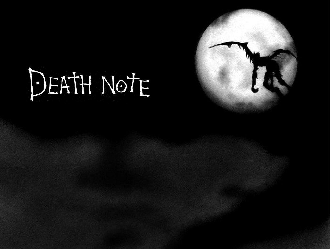 Wallpapers For > Death Note Book Wallpaper Hd