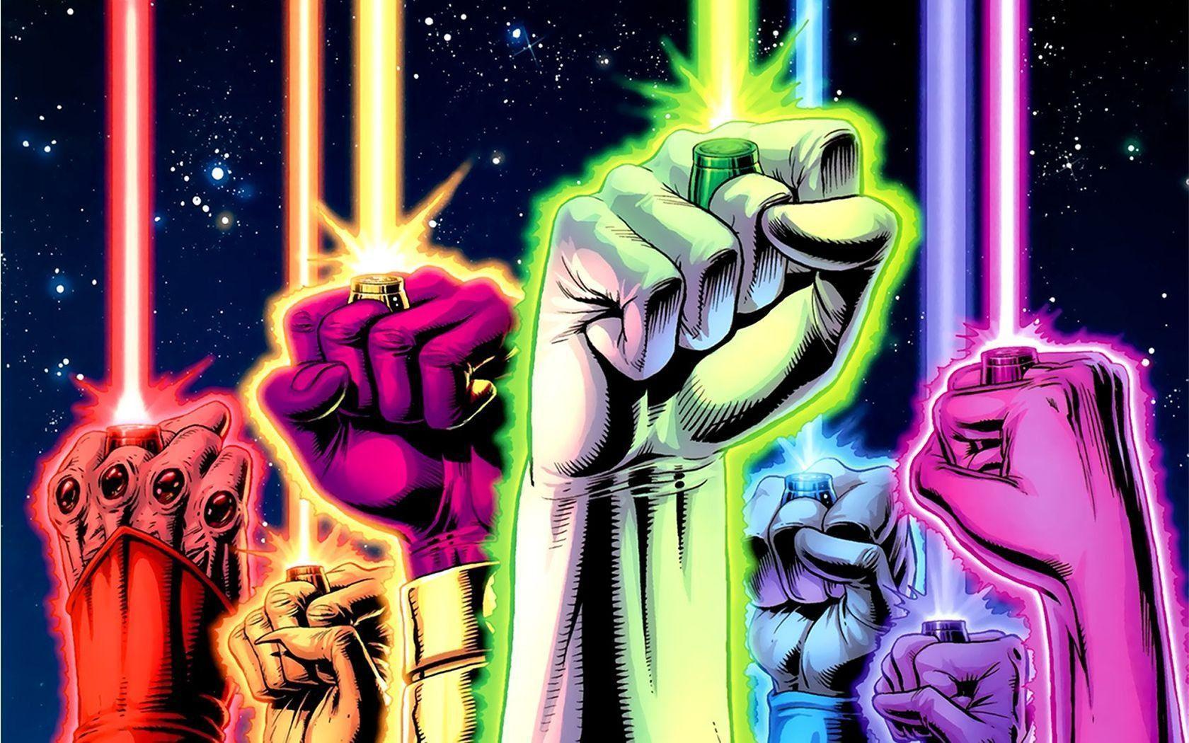 Green Lantern Comic Wallpaper: Blackest Night Wallpapers