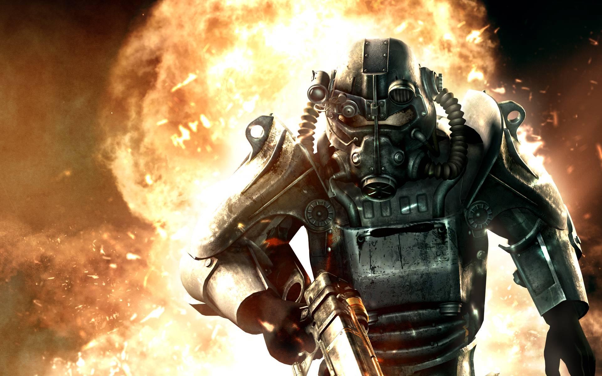 Fallout Desktop Backgrounds Wallpaper