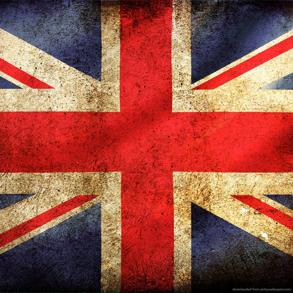 Download UK Great Britain Flag Wallpaper For iPad