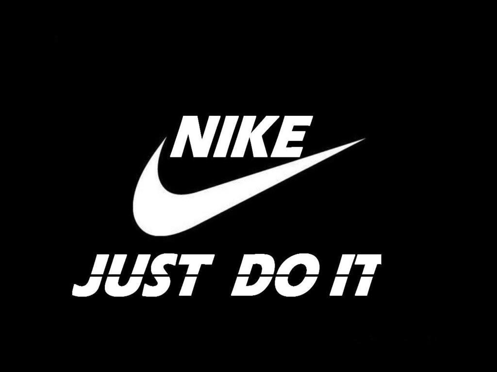 Nike Just Do It Black HD Wallpaper | anzawallpaper.
