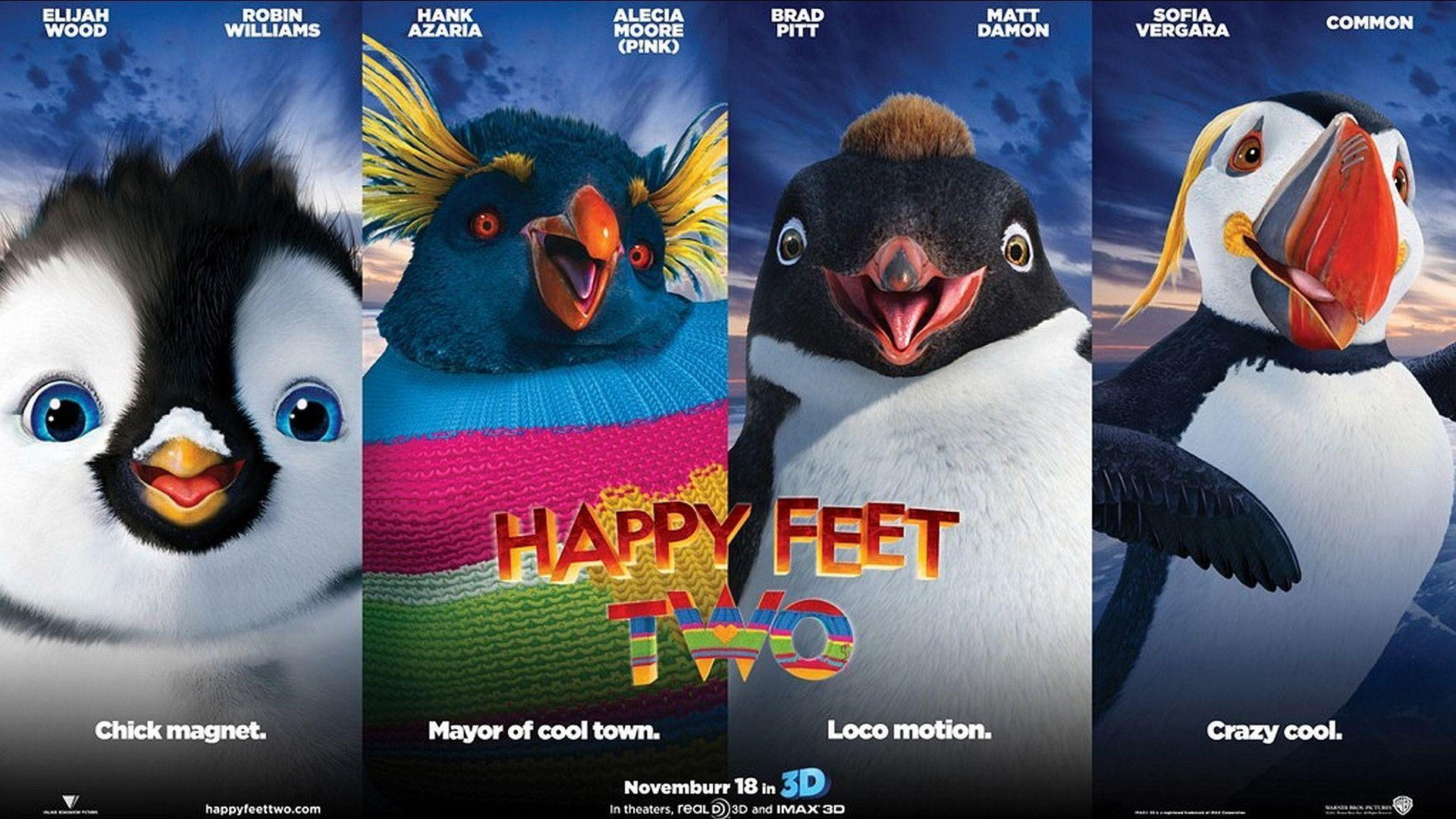 happy feet review