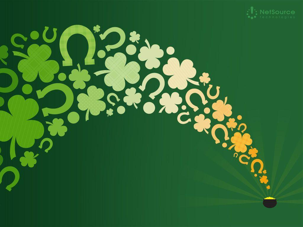 St Patrick Background Images: Free St Patricks Day Desktop Wallpapers