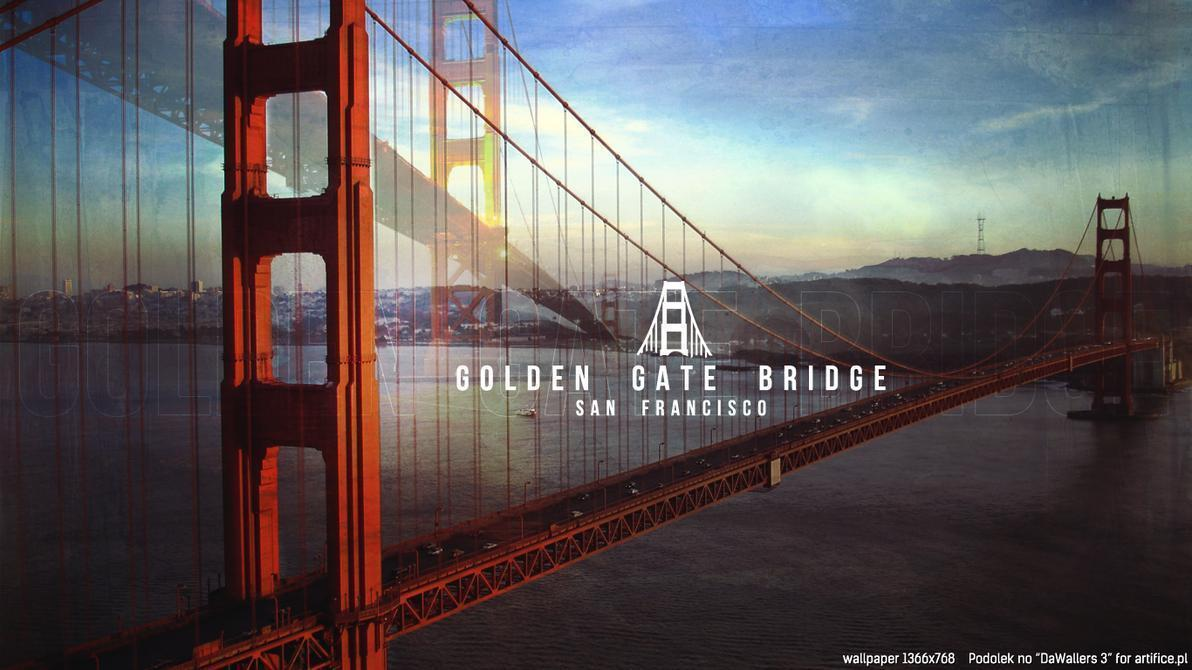 Golden Gate Bridge Wallpapers by PodolsQai