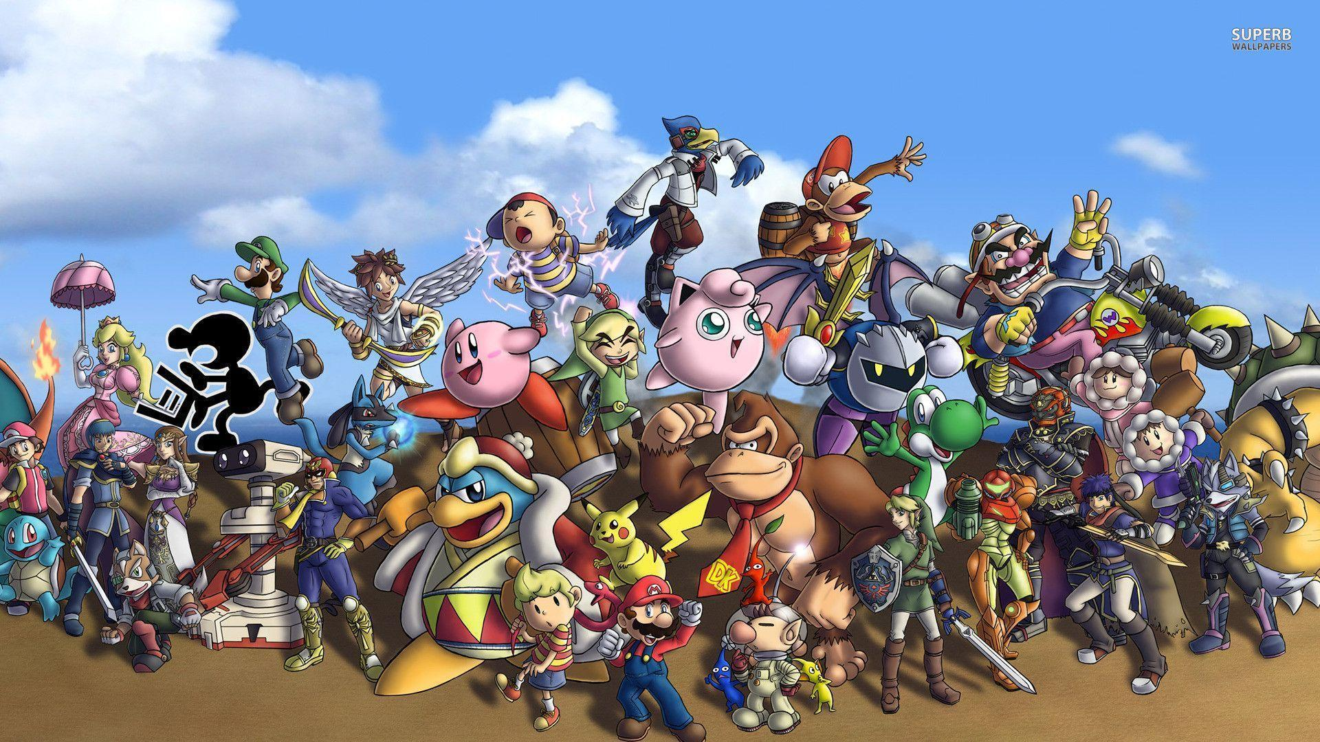 Super Smash Bros. wallpapers