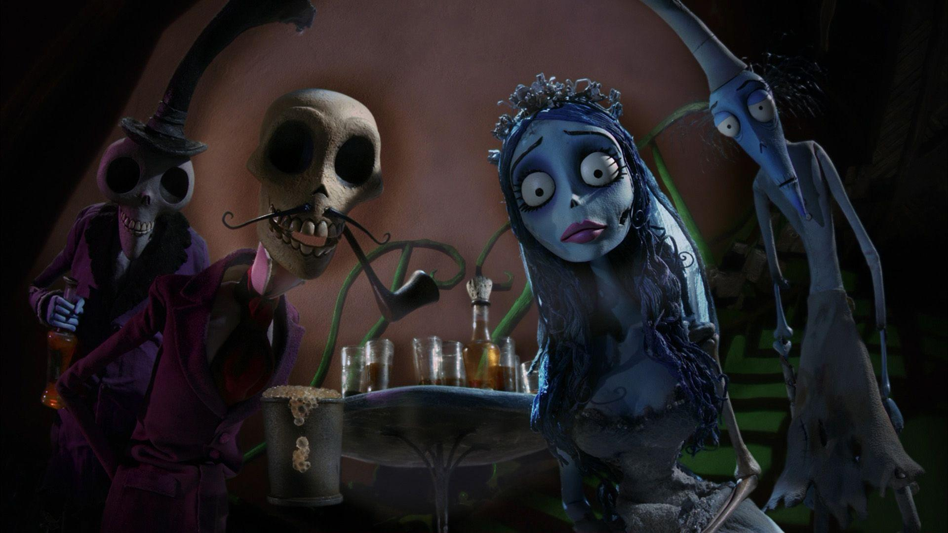 corpse bride movie wallpapers - photo #3