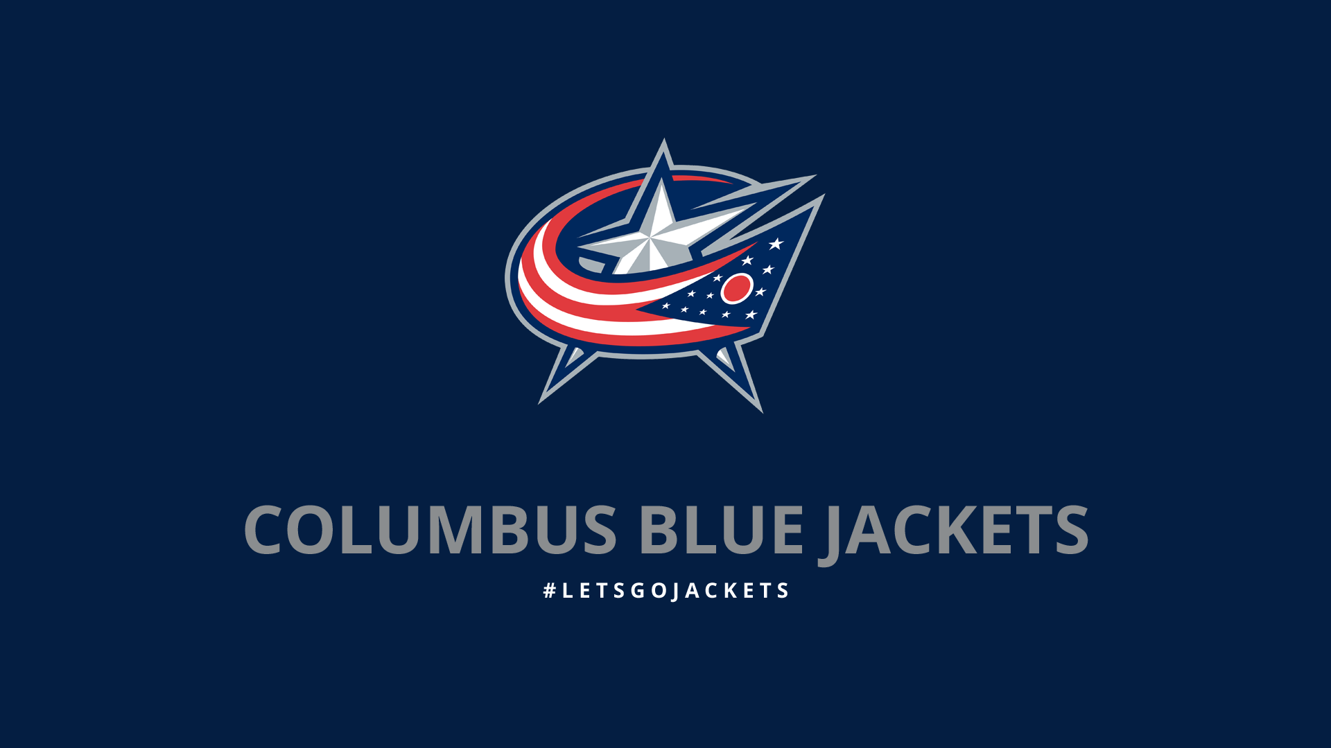 Blue Jackets Wallpaper