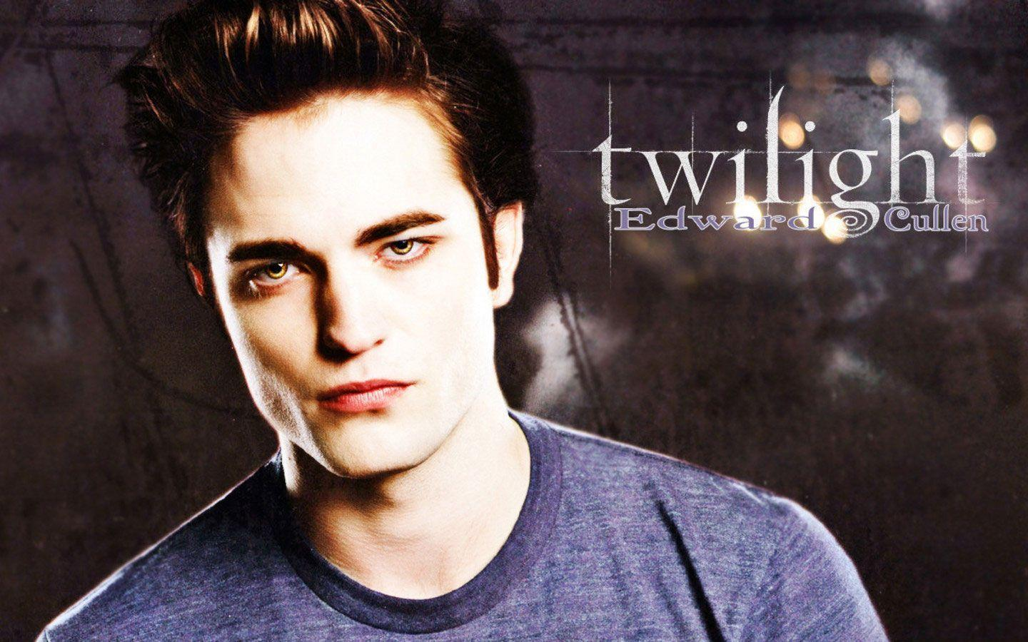 Edward Cullen Wallpaper Twilight Movie Hd