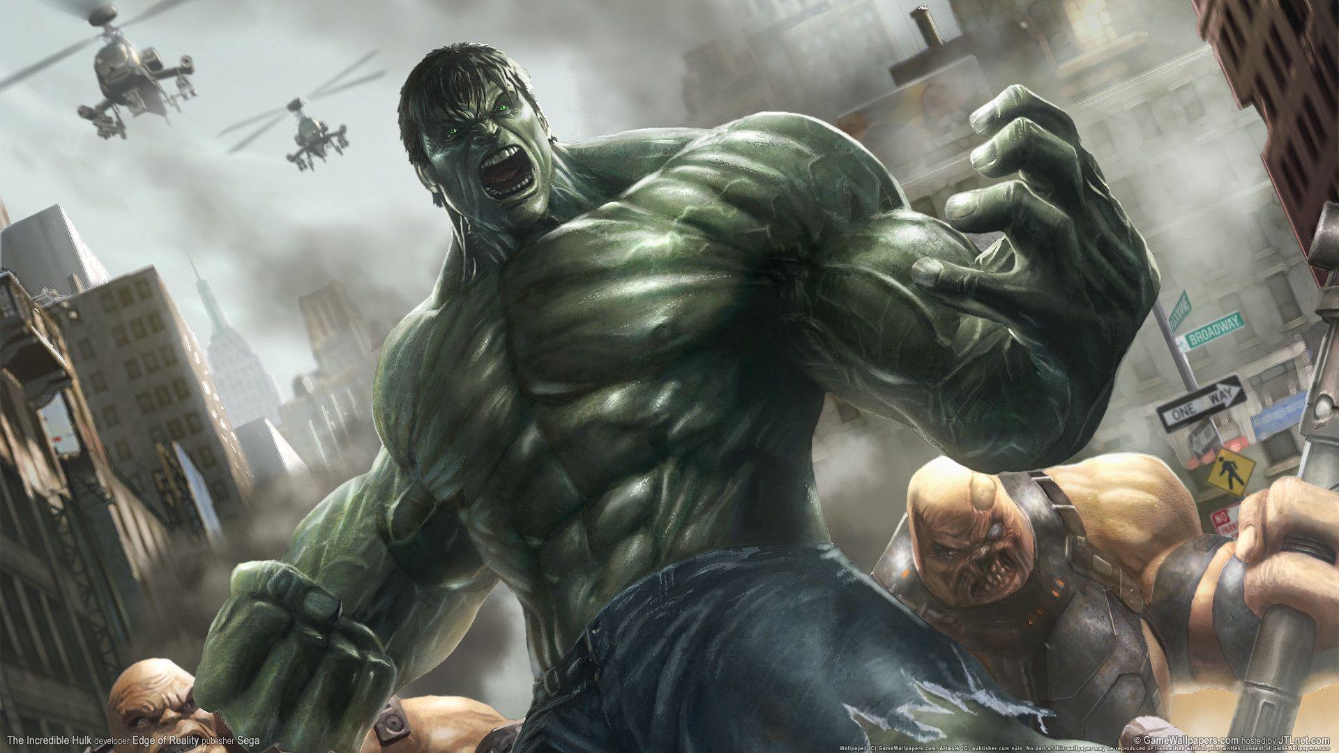 Hulk Wallpapers Hd Wallpaper Cave