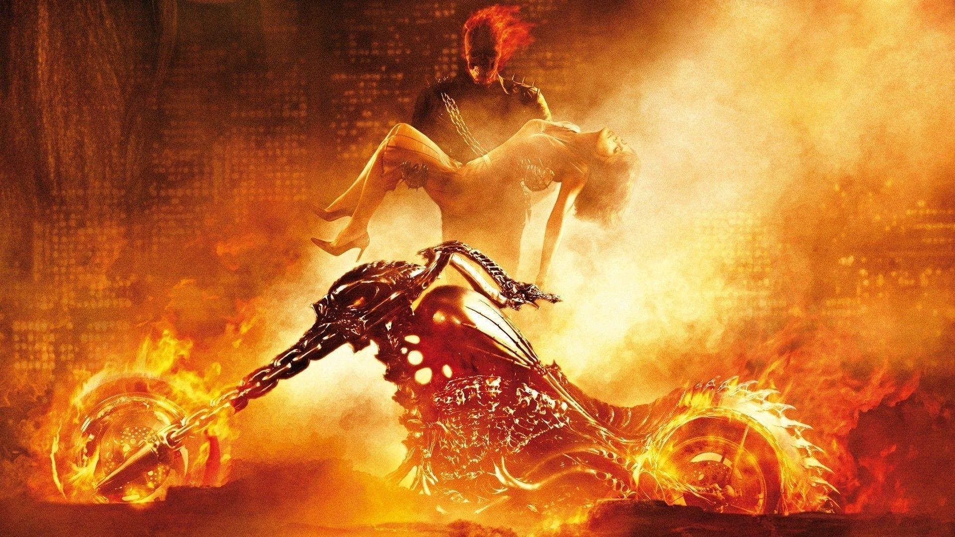 Ghost Rider 3D Wallpapers - Wallpaper Cave