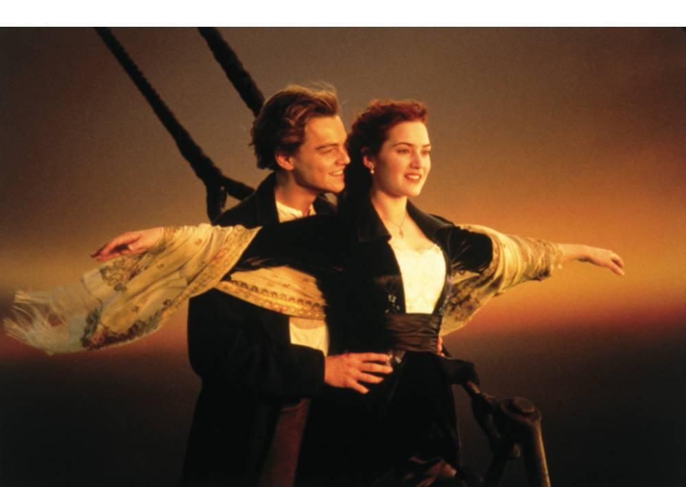 Titanic Jack And Rose Wallpapers Wallpaper Cave