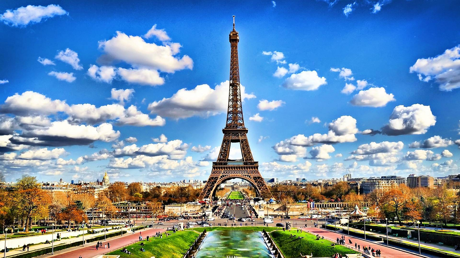 eiffel tower wallpaper - photo #7