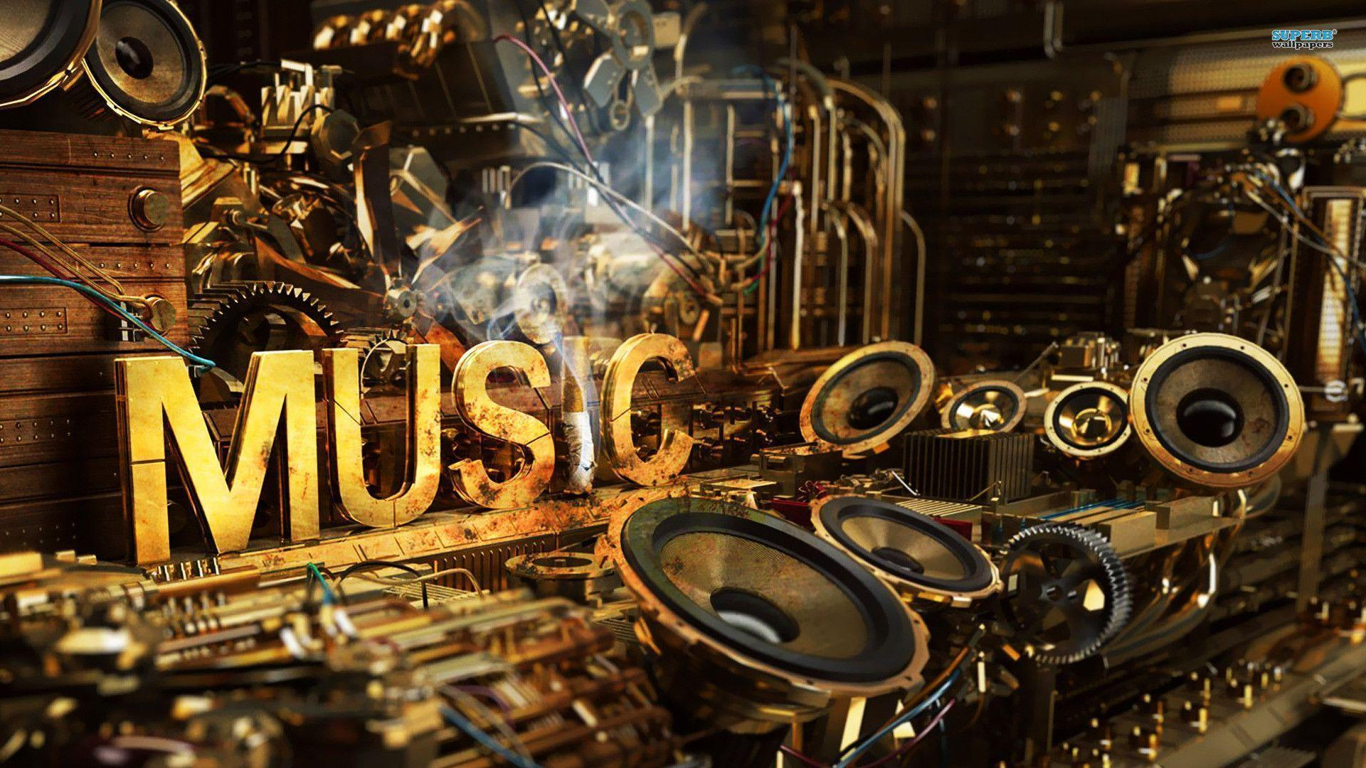 Music Wallpaper Images Stock Photos Vectors