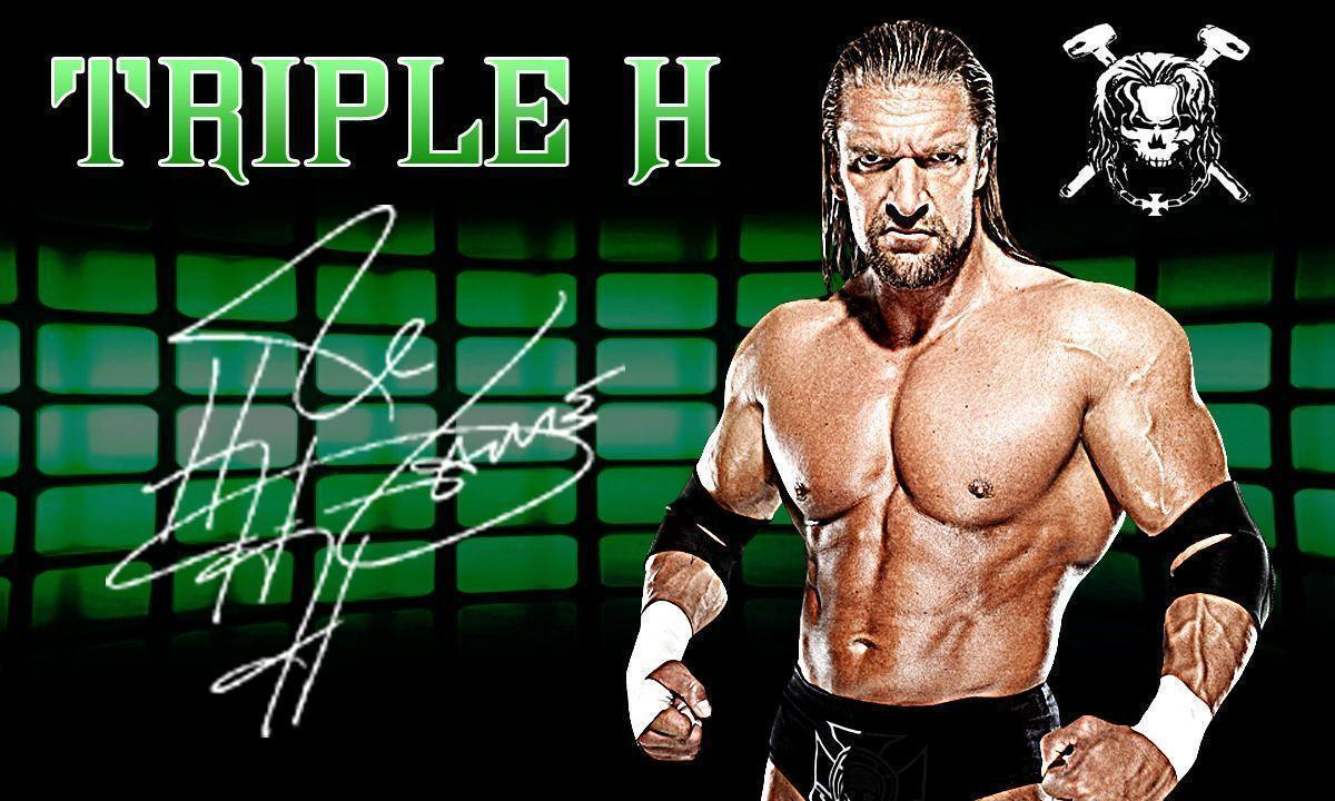 triple h wallpapers 2013