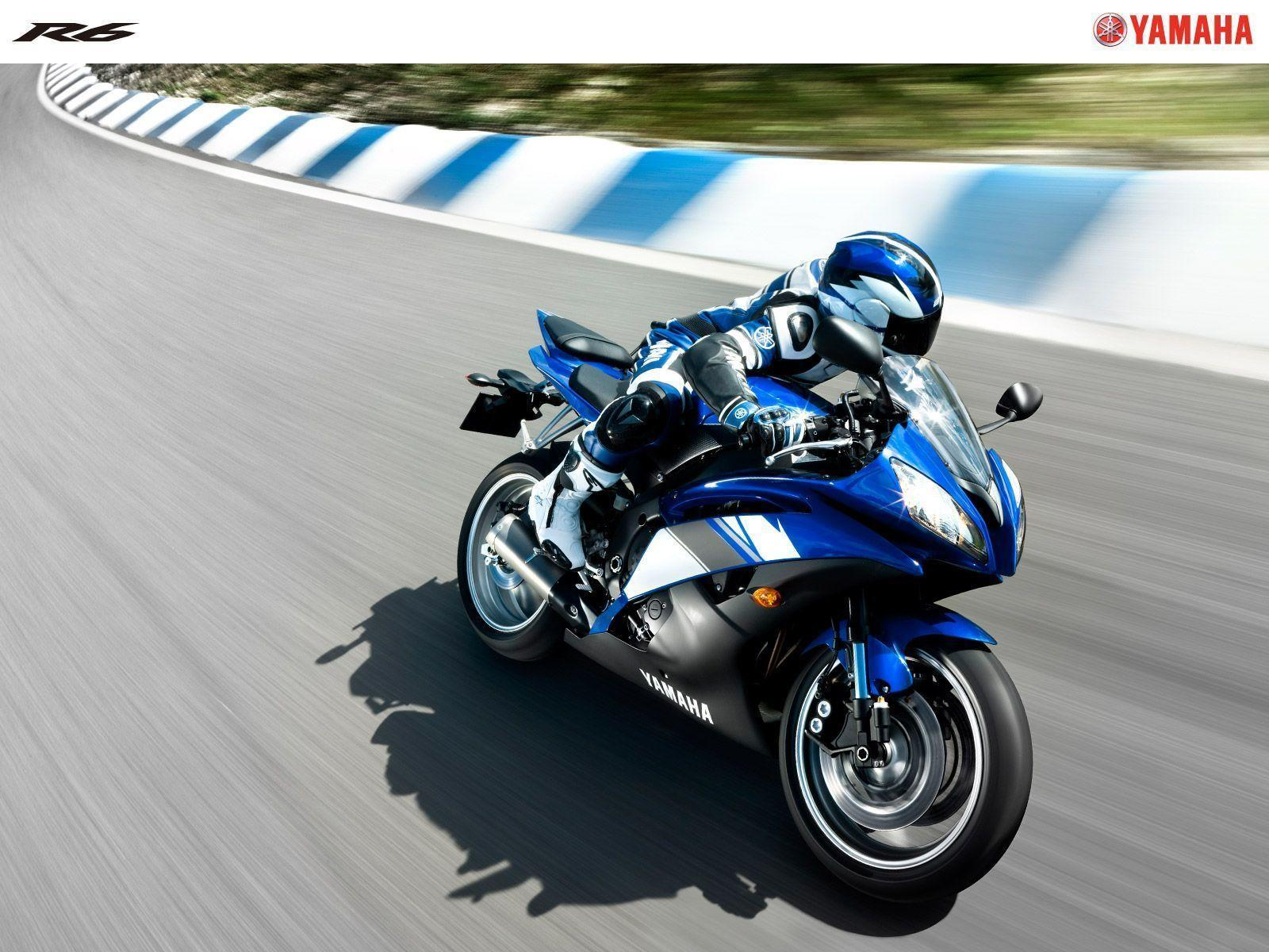 2009 Yamaha YZF R6 Wallpapers | HD Wallpapers
