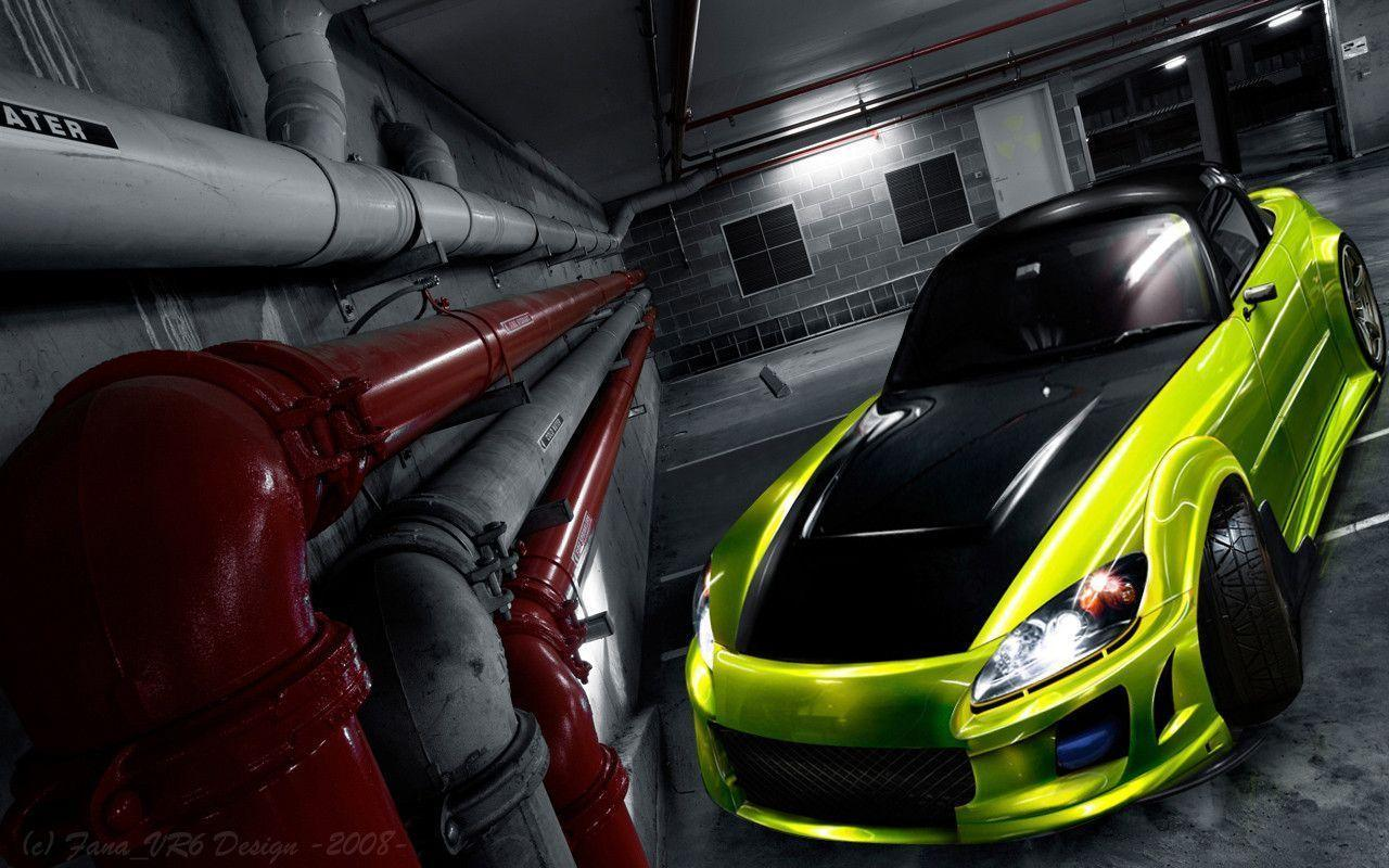 Honda S2000 Modified Wallpapers 01