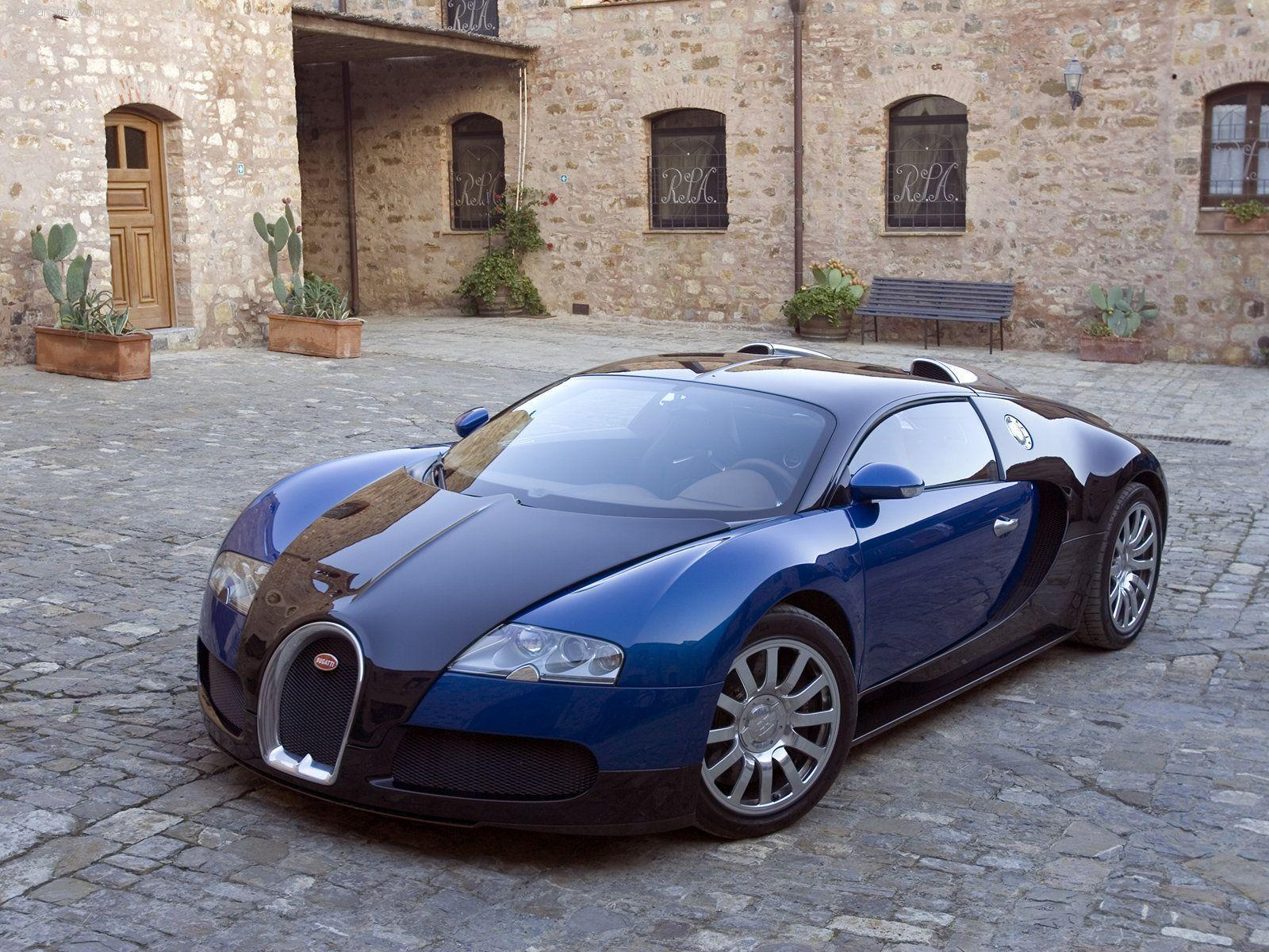 Bugatti Veyron EB 16.4 Photo