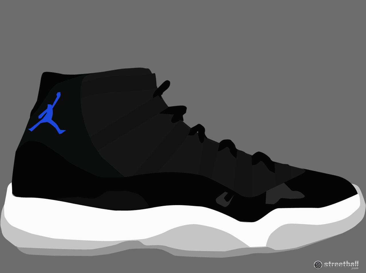 Air Jordan 11 Basketball Wallpapers