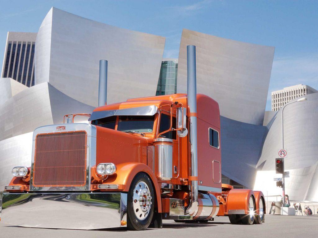 Images For > Peterbilt Wallpaper