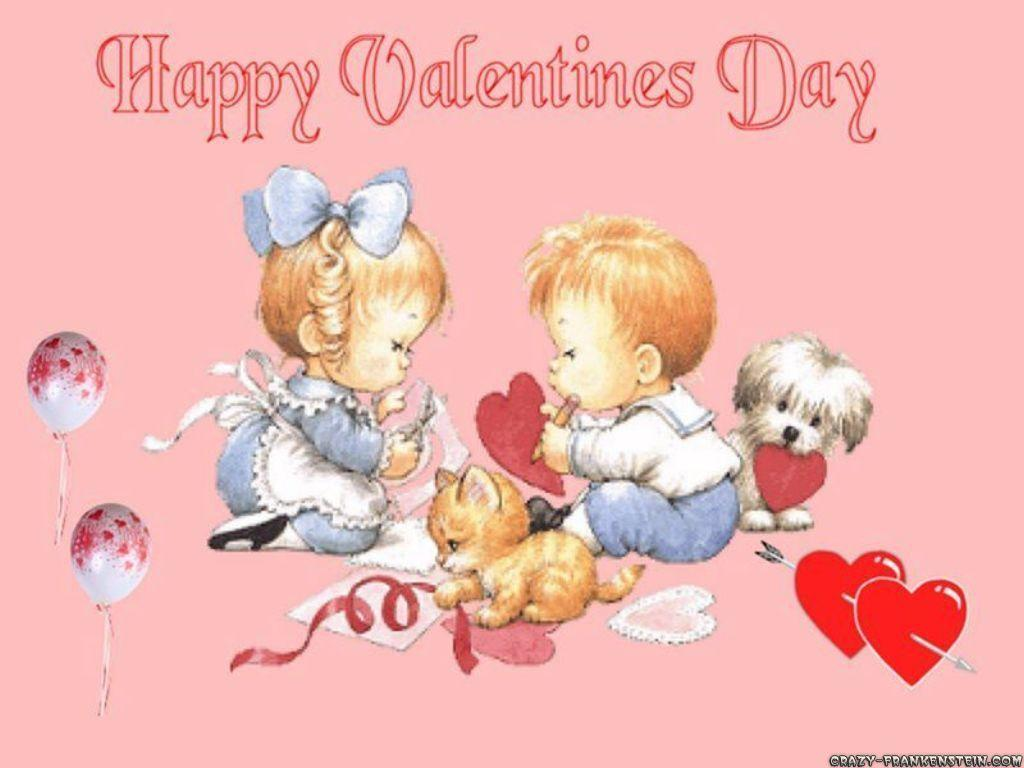Happy Valentine Day Cute Nice HD Wallpaper Desktop Backgrounds Free