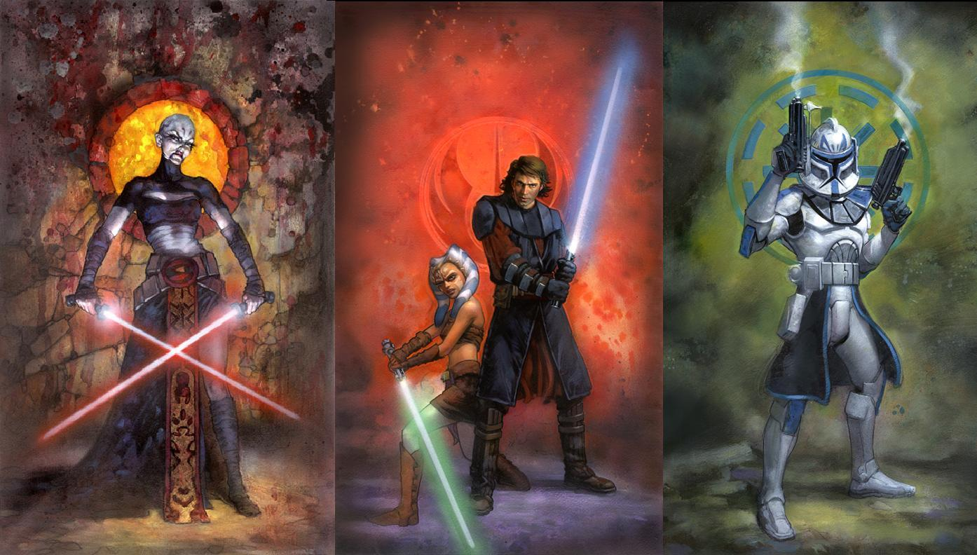 Star Wars The Clone Wars Wallpaper: Clone Wars Wallpapers