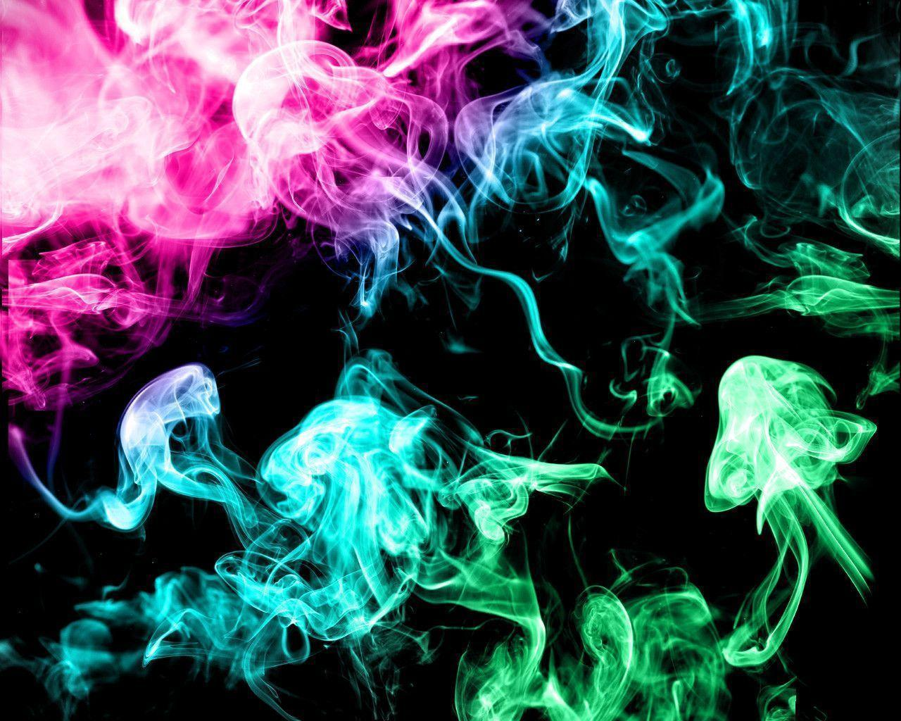 Colored Smoke Wallpapers - Wallpaper Cave